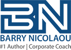 Barry Nicolaou logo